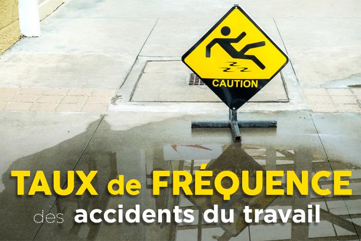 Comment calculer et suivre le taux de fréquence des accidents du travail ?