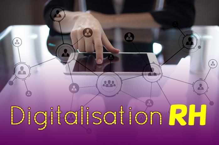 Digitalisation RH : la transformation digitale des ressources humaines de l'entreprise de demain