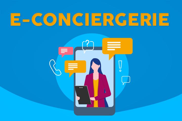 Comment l'e-conciergerie transforme l'expérience de l'assistance personnelle