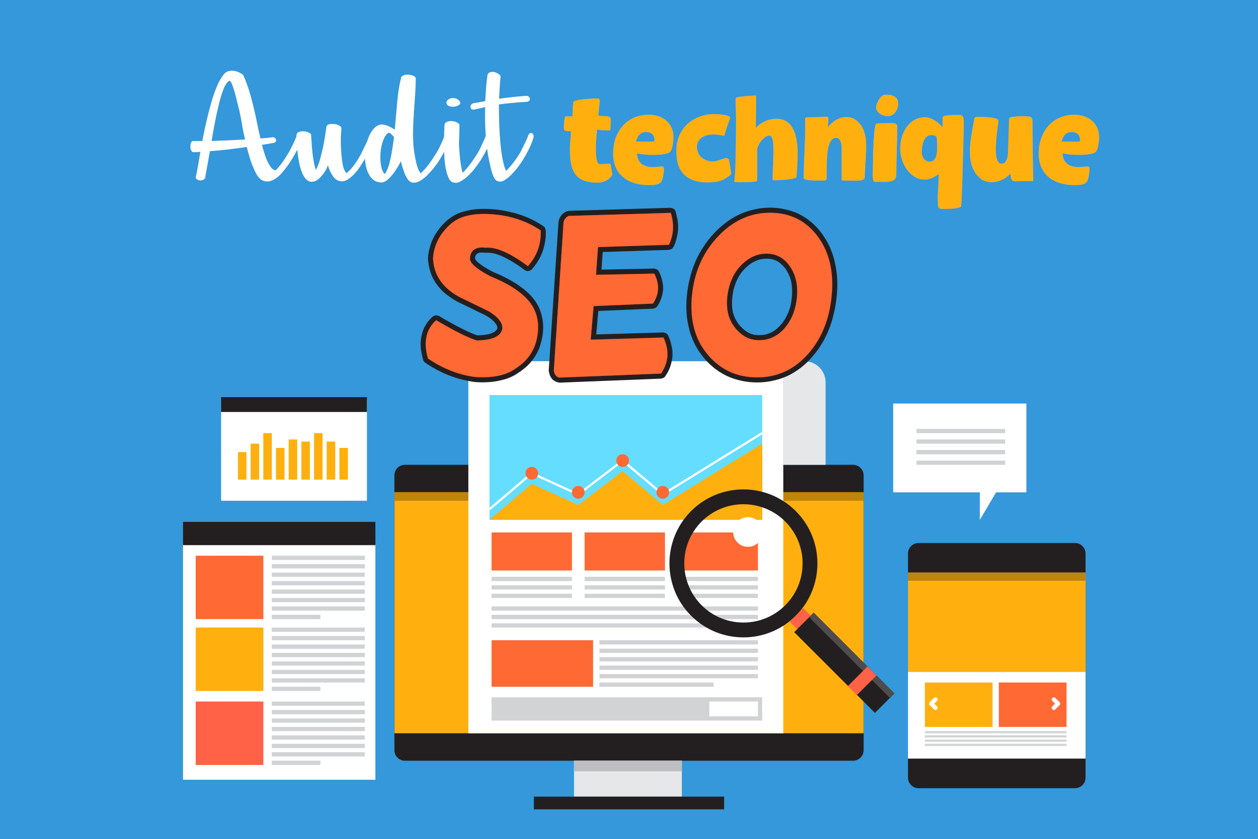 Réaliser un audit technique SEO : la méthode en 9 points pour un site web performant