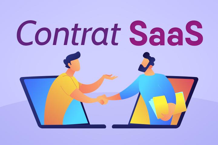 Contrat SaaS : les spécificités et les clauses incontournables