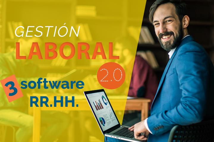 Gestión laboral 2.0:  la tecnología al servicio de los recursos humanos