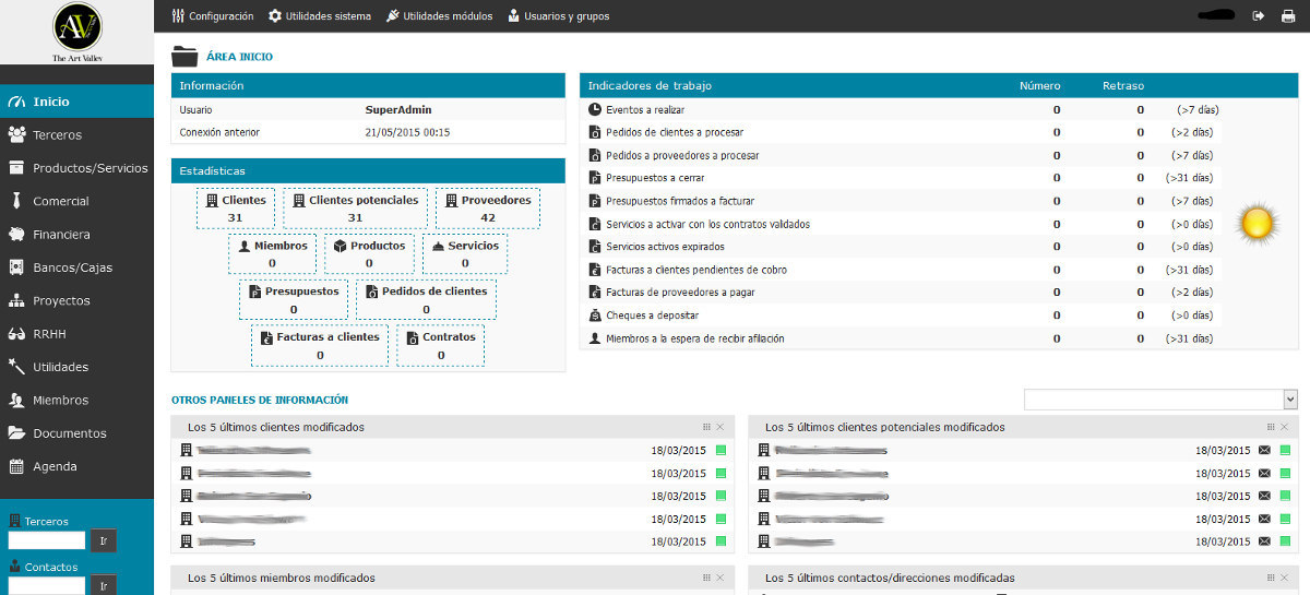 dolibarr-facturacion-open-source