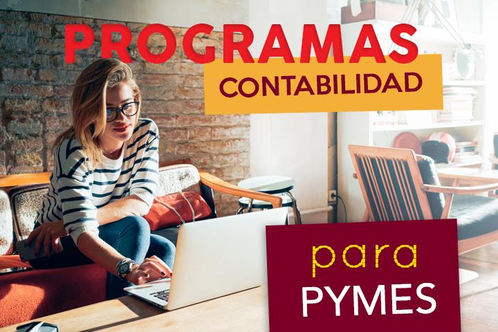 Programas de contabilidad para pymes: comparativa