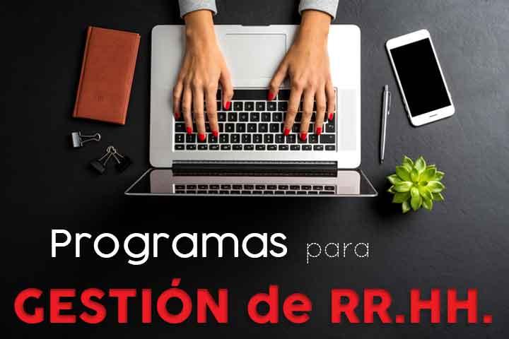 [Comparativa] Mejores programas de gestión de personal gratis y de pago