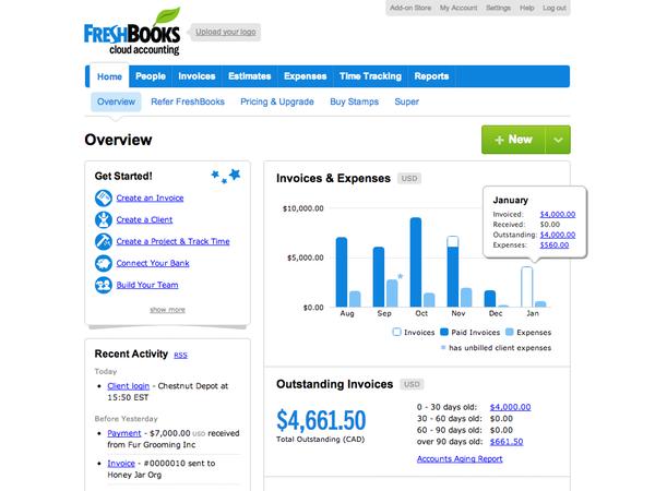 freshbooks-crear-factura-online
