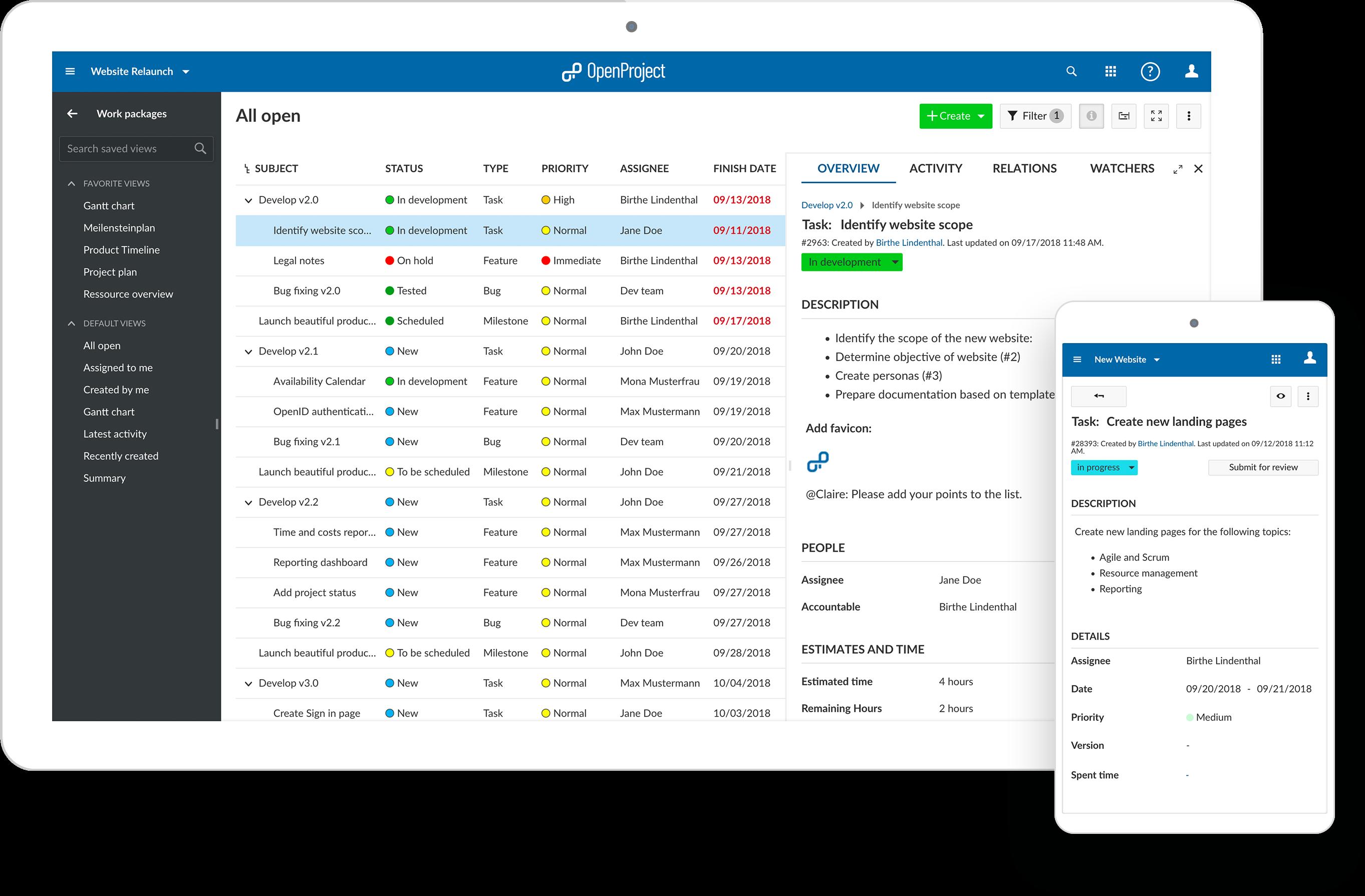 open-project-gestion-de-proyectos-open-source