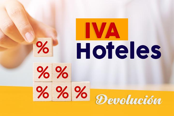 ¿Cómo recuperar el IVA por gastos en hoteles?