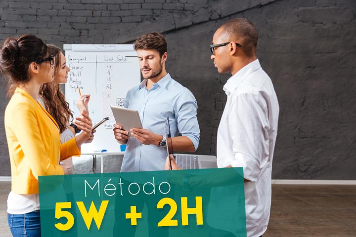 Método 5W: definición y ejemplo práctico para potenciar tus ideas