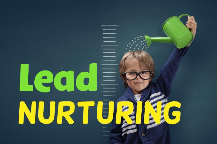 Lead nurturing para elevar prospectos al rango de clientes