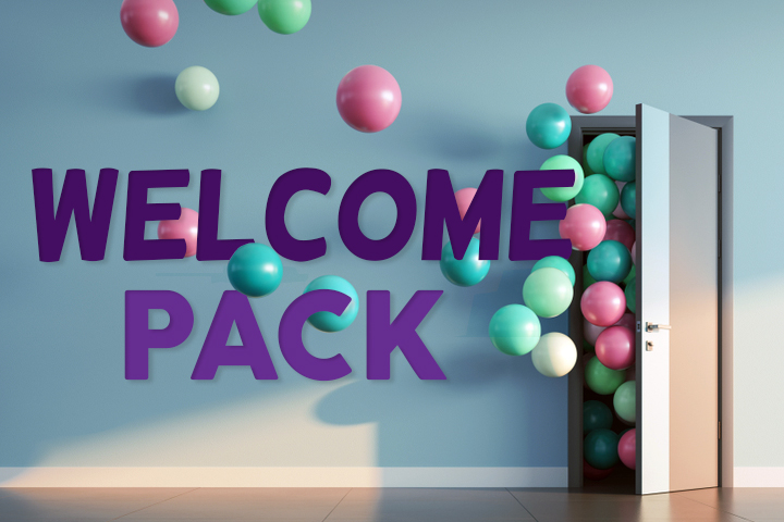 Recibe e involucra a tus nuevos.as colaboradores.as con un welcome pack
