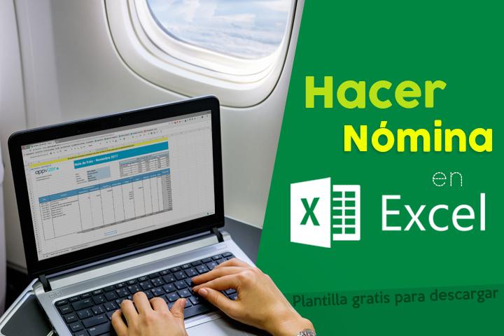 Descubre cómo automatizar la gestión de nóminas [descarga una plantilla en Excel ¡gratis!]