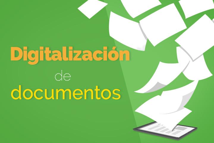 Todo lo que tienes que saber sobre la digitalización de documentos