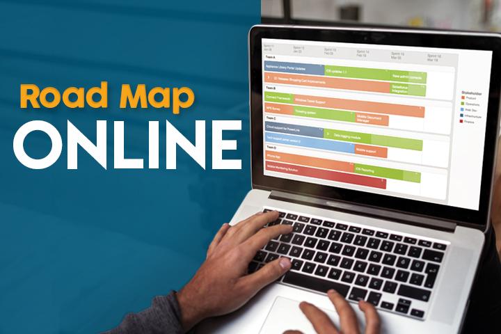 TOP 5 de herramientas para crear una Roadmap online
