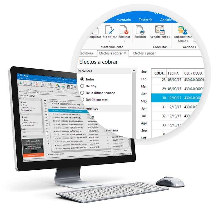 ventajas de un software contable en línea contasol