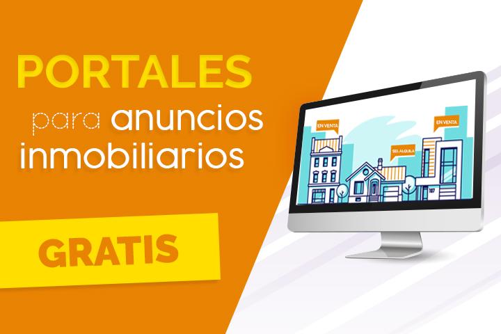9 mejores portales inmobiliarios para difundir tus anuncios gratis