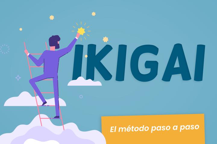 Método ikigai: 4 pasos para encontrar tu trabajo ideal