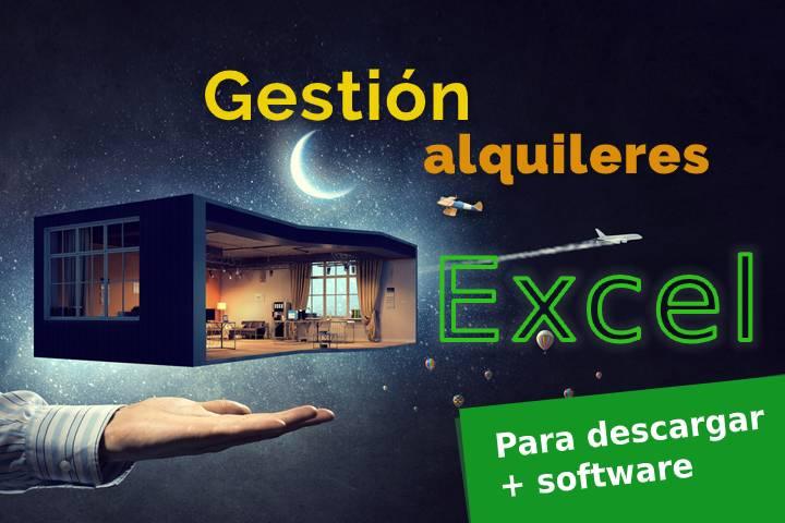¿Cómo hacer una gestión de alquileres eficaz con Excel? [Plantilla gratis]