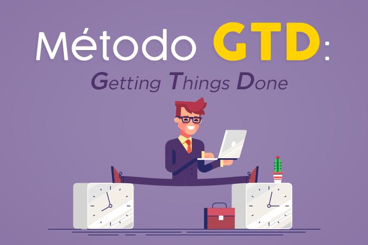 Método GTD: organización eficaz en solo 5 pasos