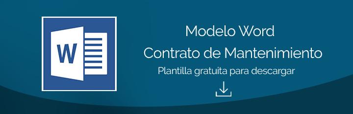contrato-de-mantenimiento-modelo-plantilla-básico