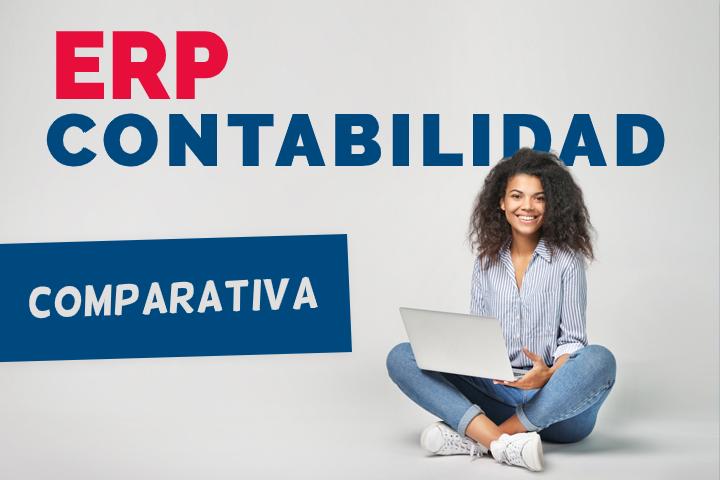 [Comparativa] ERP de contabilidad: ¿qué software elegir?