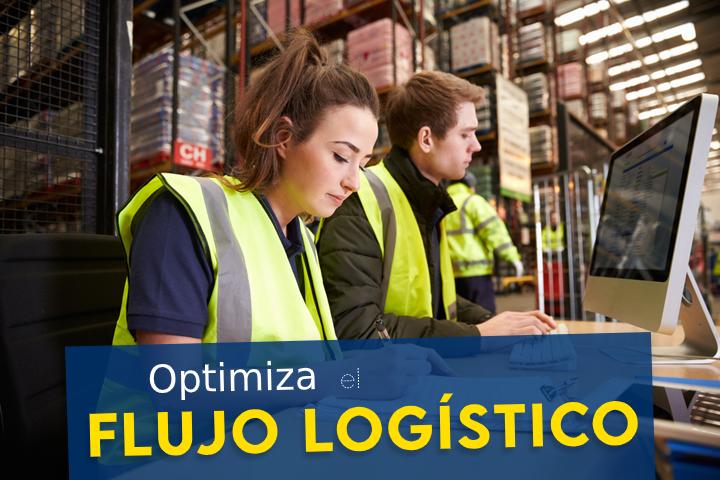 Optimiza tu flujo logístico y mejora la rentabilidad de tu empresa