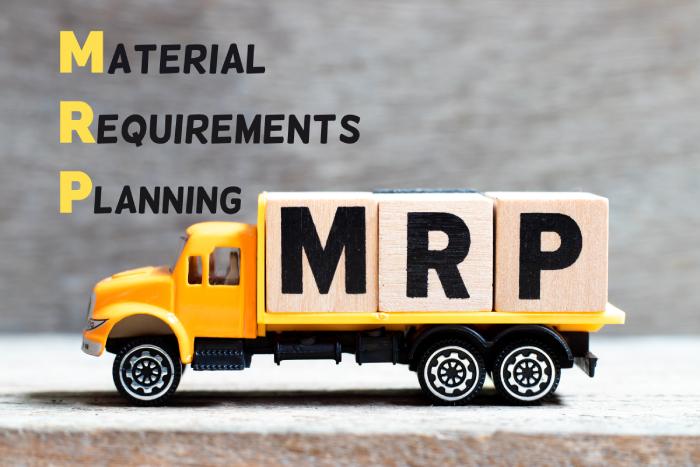 Sistema MRP, qué es y qué le aporta a tu proceso de producción