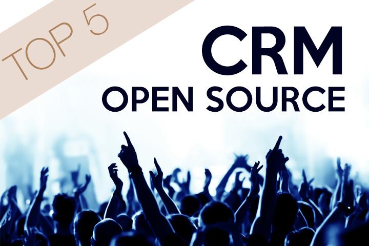 Die Top 5 der besten kostenlosen Open Source CRM Software