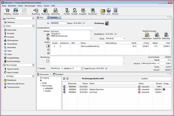 Effizienter Abrechnen: Automatisieren Sie Ihre Rechnungsstellung