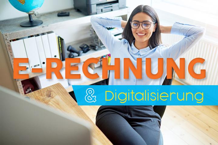 Stressfrei Rechnungen digitalisieren - Tipps und Tools für E-Rechnungen und Dematerialisierung