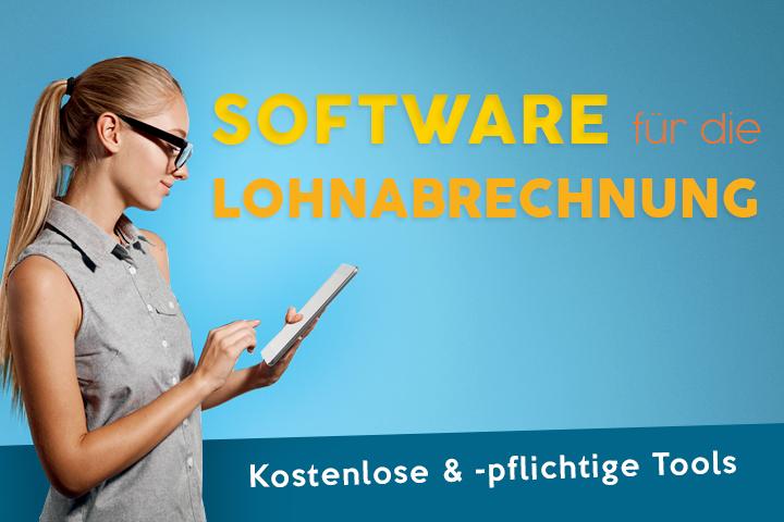 Lohnabrechnung: Software kostenlos oder doch als Vollversion?
