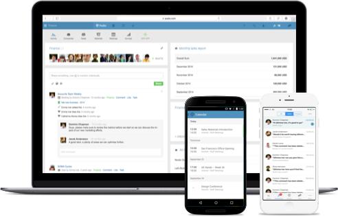 Kundenmanagement mit Podio CRM
