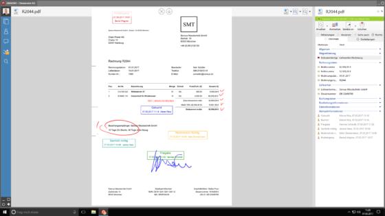 Dokumentenarchivierung mit AMAGNO