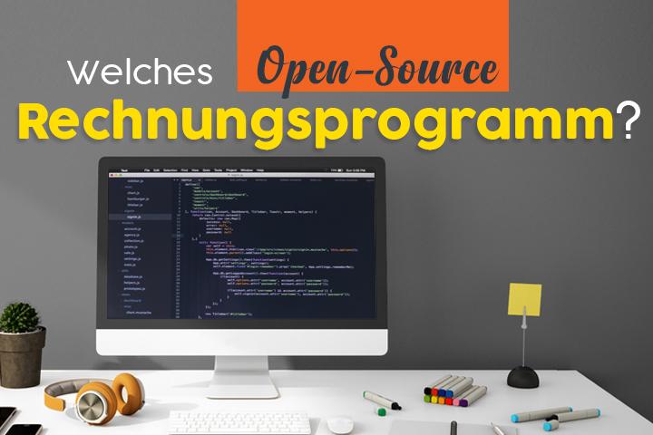 Vergleich: Welches Open-Source-Rechnungsprogramm für mein Unternehmen?
