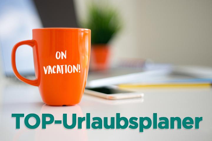 Vergleich der Top-Urlaubsplaner für Ihre Mitarbeiter + [Excel-Vorlage 2021]