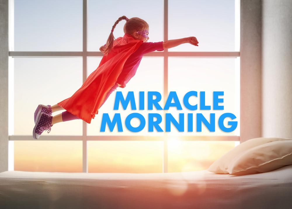 Miracle Morning: Bereit, früher aufzustehen, um produktiver zu sein?
