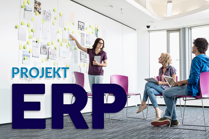 7 Schritte für ein erfolgreiches ERP-Projekt