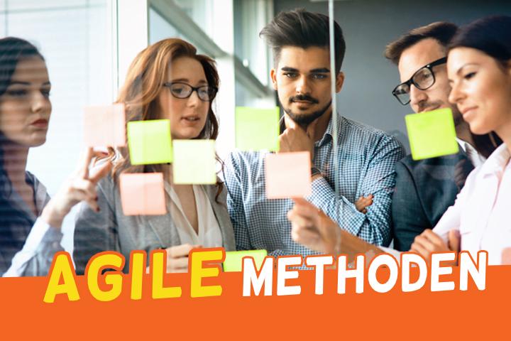 Agile Methoden: Ihre Team-Projekte in aller Agilität!