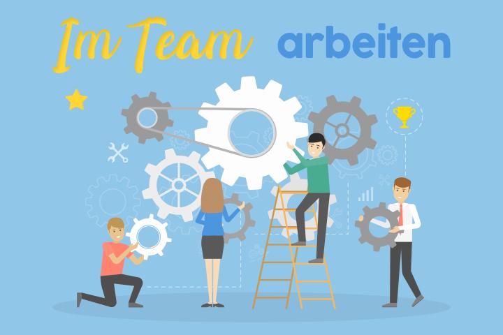Wie Teamarbeit den Zusammenhalt und die Effizienz am Arbeitsplatz fördert