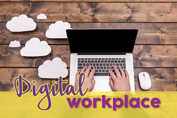 Digital Workplace: Wenn Ihr Arbeitsplatz in der Cloud ist