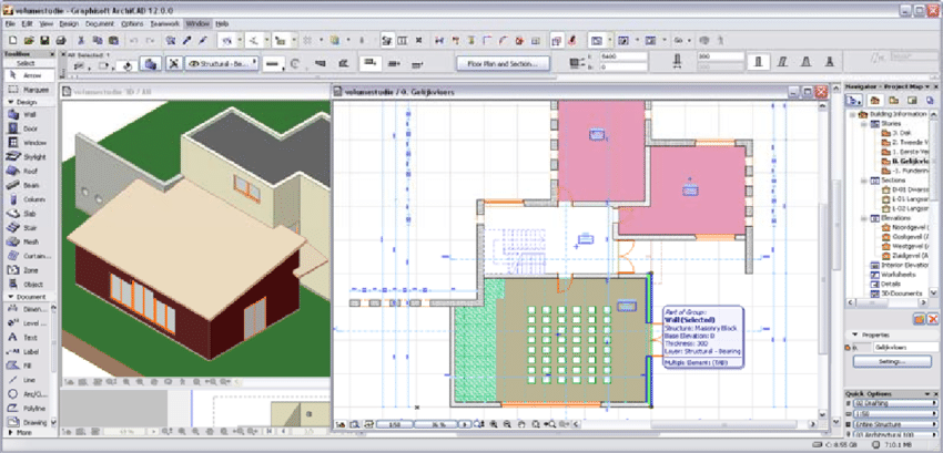 archicad-graphisoft-screenshot-software
