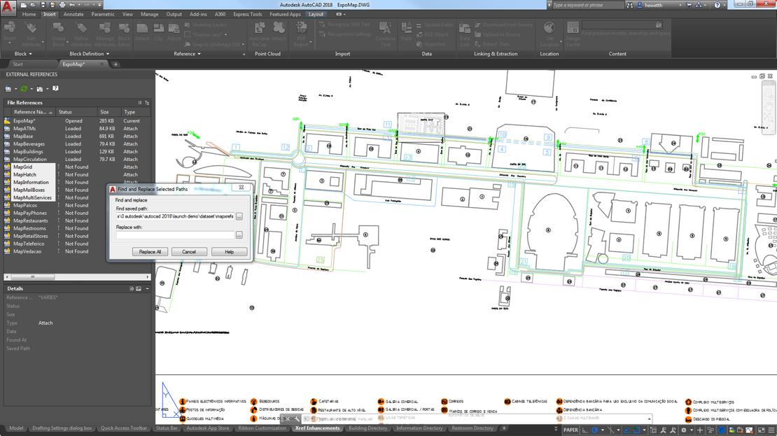 outils architecte : visuel Autocad