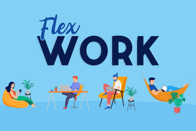 Flexwork - Wenn Flexibilität auf Arbeitswelt trifft