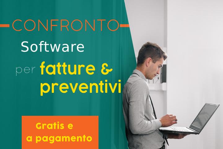 6 software per fatture e preventivi ...gratis e non!
