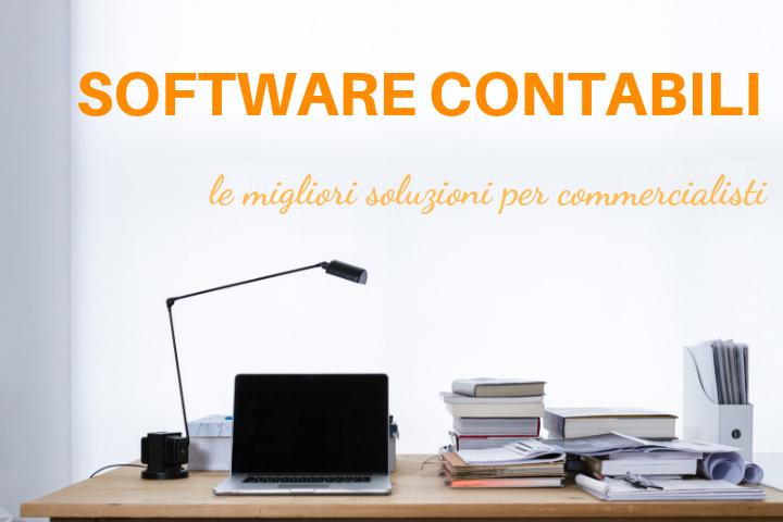 I migliori software di contabili per professionisti