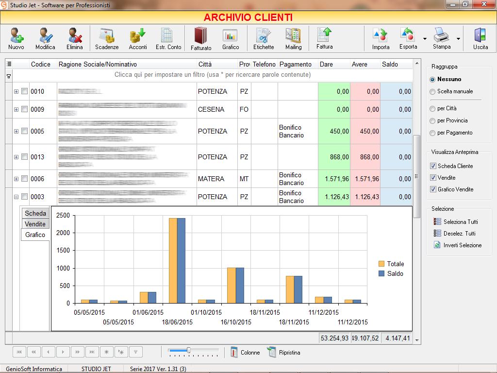 studio jet software contabilità