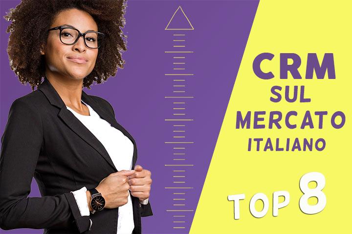 Mercato CRM italiano: i migliori software made in Italy