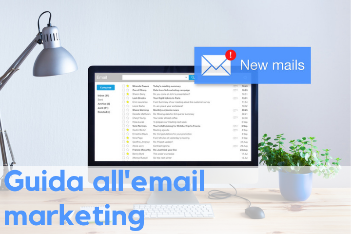 E-mail marketing definizione: da dove cominciare?