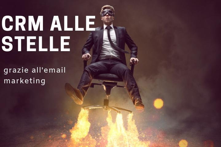 Migliorare il sistema di CRM con l'emailing