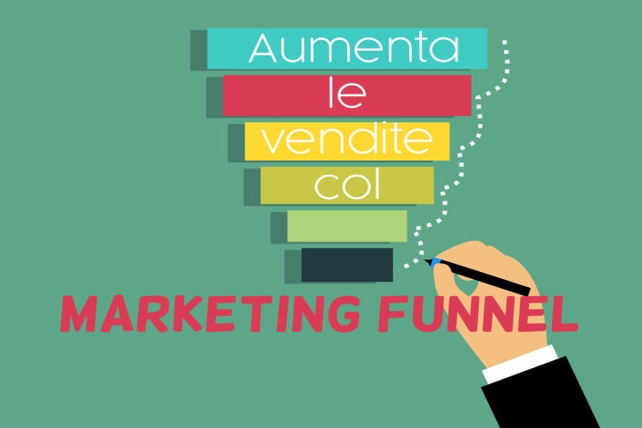 Marketing Funnel, 4 step verso la conversione dei leads